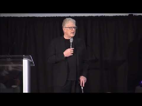 "Sir Ken Robinson: ""Reimagine Learning that Can Change the World"" - Reimagine Education"