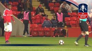 Charlton Athletic 0-0 Milton Keynes Dons - Emirates FA Cup 2016/17 (R2)   Goals & Highlights