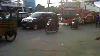Bus Halmahera Scania