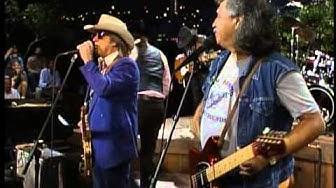 """""""THE TEXAS TORNADOS """" en vivo en Austin Tx."""