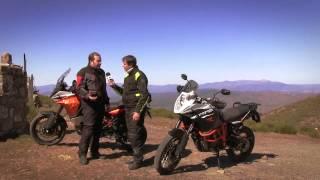 Motos Garage Tv: Extremadura Challenge