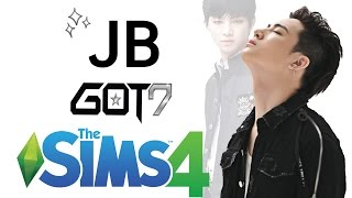 jb 제이비 got7 the sims 4 create a sims hard carry version