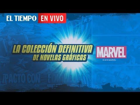 La Colección Definitiva de Novelas gráficas de MARVEL | EL TIEMPO