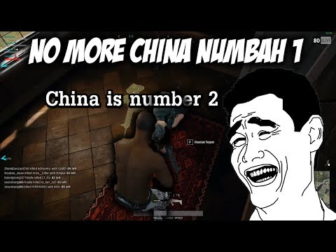 PUBG - China is no longer number 1