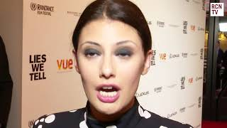 """Sibylla Deen on the Raindance Film Festival 2017 in London with the Movie """"Lies We Tell"""""""