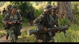 kehebatan askar ggk atm malaysia gaduh dengan kopasus tni di indonesia