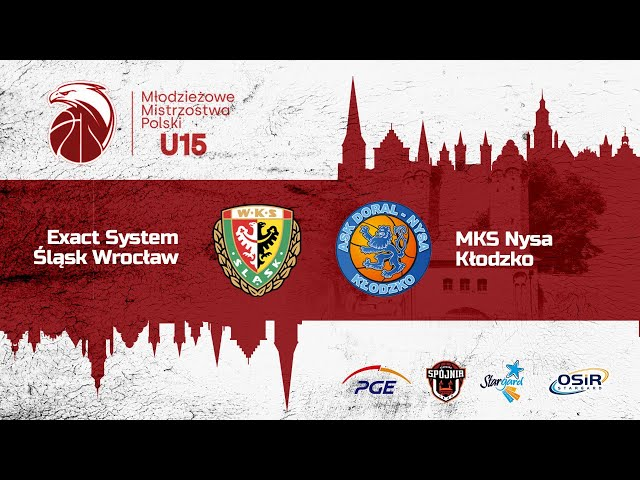Exact System Śląsk Wrocław - MKS Nysa Kłodzko