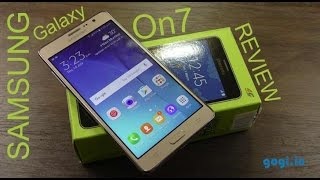 Samsung Galaxy On7 Pro review in 3 minutes