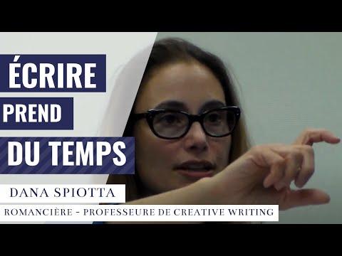 1 Creative writing interview Dana Spiotta   Atelier d'écriture Les Artisans de la Fiction reduit