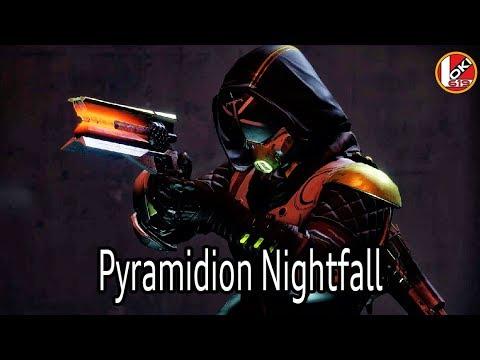 nightfall strikes matchmaking