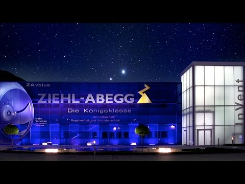 ZIEHL-ABEGG Corporate video