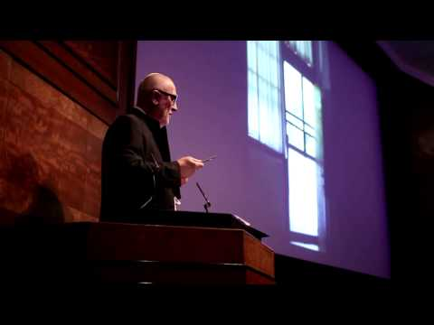 Royal Gold Medal 2013 Lecture   Peter Zumthor HD