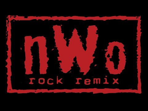 nWo Wolfpac theme Rock style remix (with no crowd noise) | by marquez768