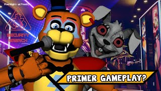 PRIMER GAMEPLAY del JUEGO ?! - Five Nights at Freddy's Security Breach - PLAYSTATION STATE OF PLAY
