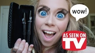 3D MASCARA- DOES THIS THING REALLY WORK?