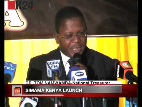 Simama Kenya initiative unveils its management board