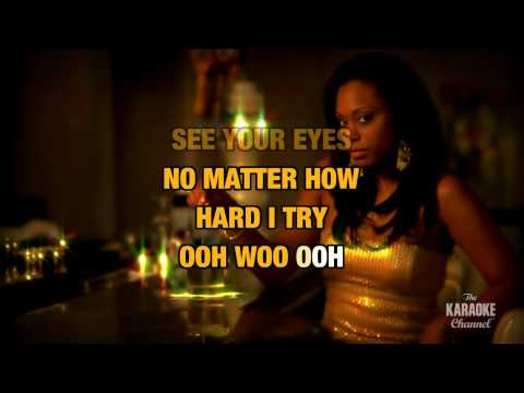 This Masquerade in the style of George Benson | Karaoke with Lyrics