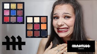 JE TESTE ENFIN MARTINE COSMETICS -- DECEPTION ?