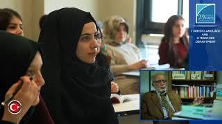 Turkish Language and Literature Department - Prof. Dr. Orhan Bilgin