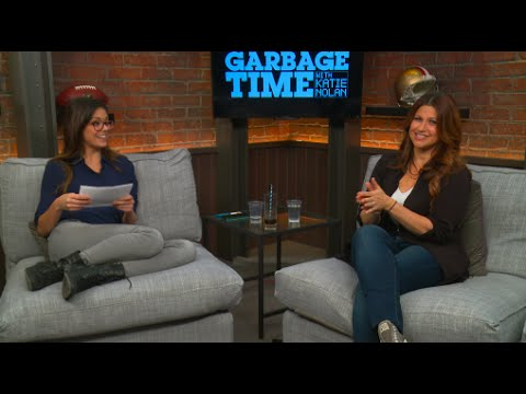 Rachel Nichols, Episode 1: The Garbage Time Podcast with Katie Nolan