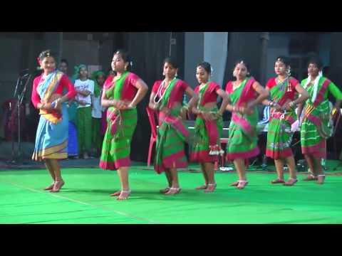 INTERNATIONAL SANTAL CONFERENCE 2015 DANCE 1