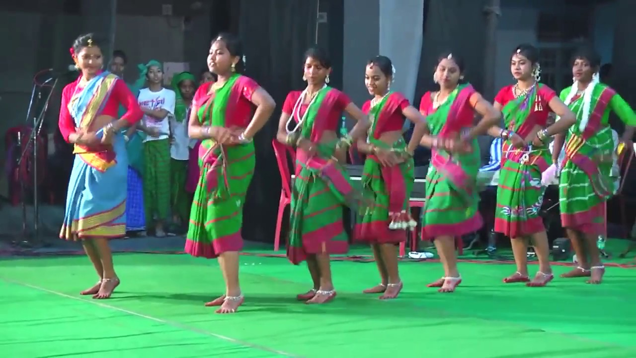 INTERNATIONAL SANTAL CONFERENCE 2015 DANCE 1