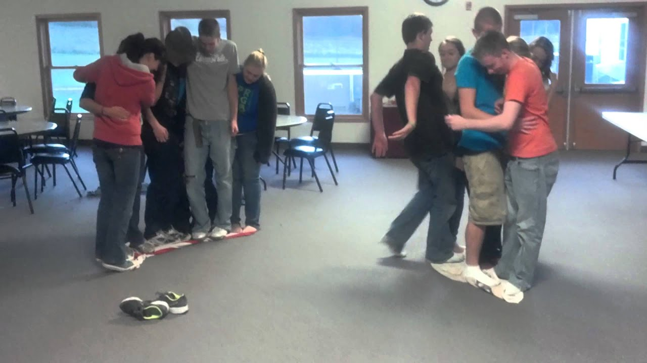 Group Games For Office 11