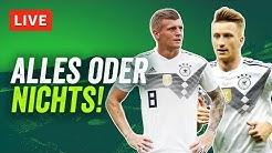 Alles oder Nichts: Deutschland gegen Südkorea - WM 2018 Live