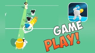 BALL MAYHEM (VOODOO) FIRST GAMEPLAY (iOS / Android)