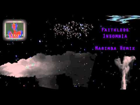 FAITHLESS - INSOMNIA (MARIMBA REMIX) - *FREE RINGTONE DOWNLOAD*