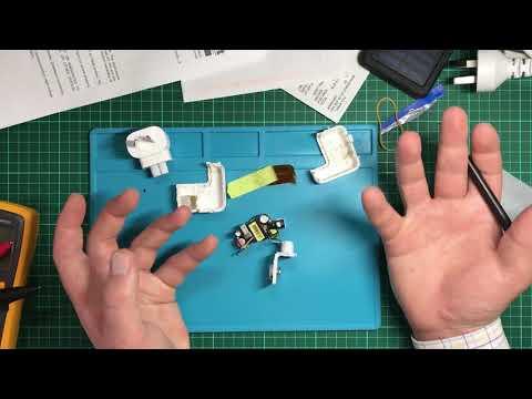 Inside an Apple 10W USB Power Adapter YouTube