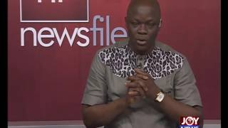 Attack on judges - Newsfile on Joy News (30-7-16)(Contemnors willfully attacked CJ and lowered authority of the court, and 4 month jail term sad not attack on media., 2016-07-30T16:34:11.000Z)