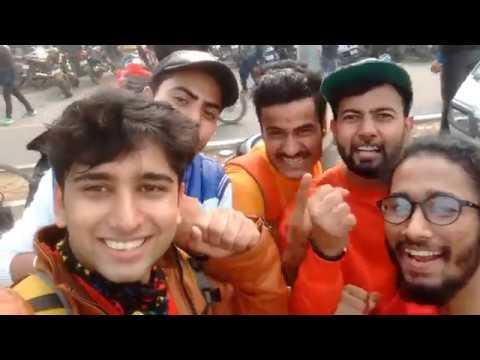 Road To Roadies Xtreme Delhi Audition| VJGourav