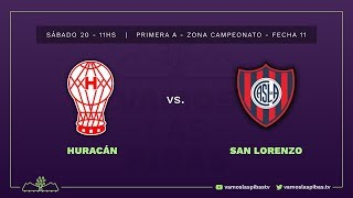 Huracán 1 - 2 San Lorenzo | #VamosLasPibas | Fútbol femenino