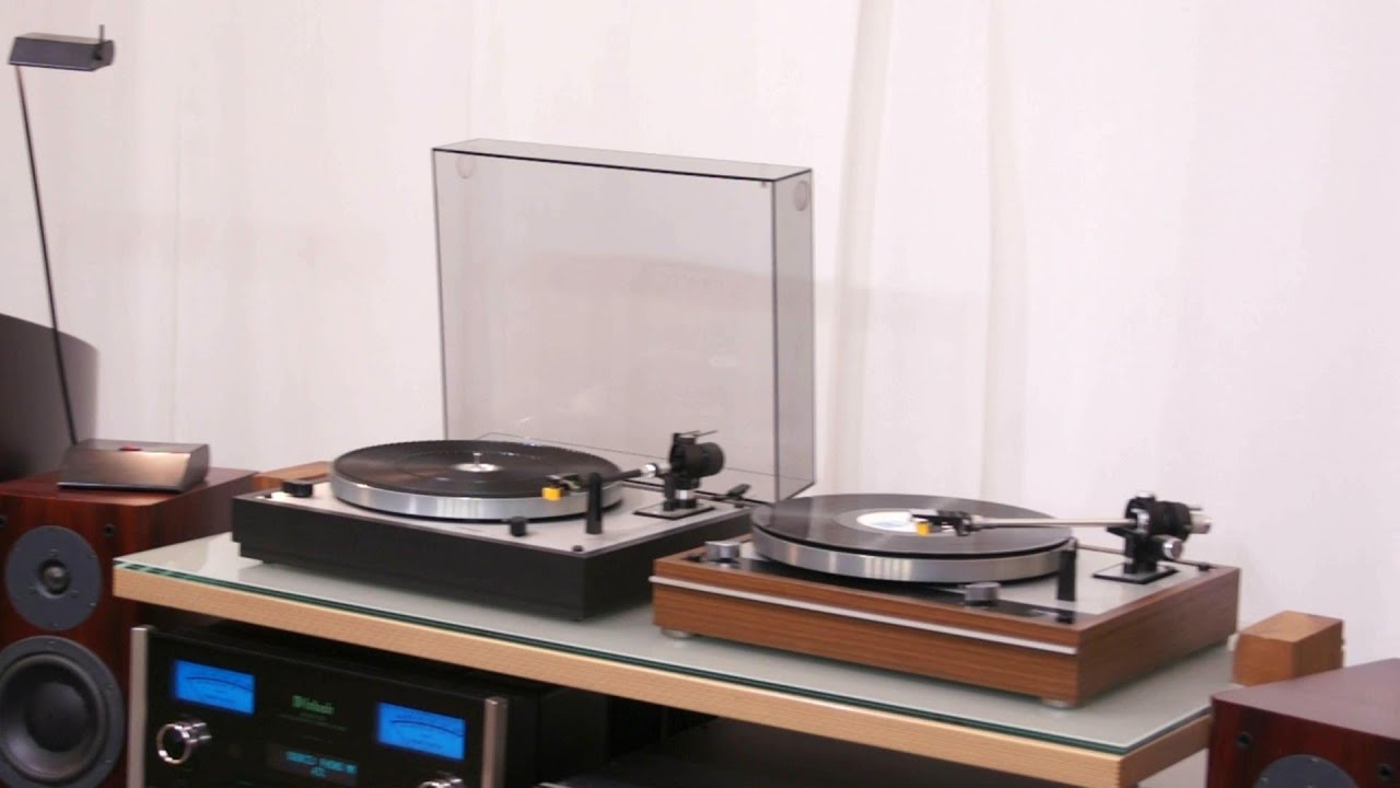 Thorens Td 160 TD166 MKII di Sbisa' audiocostruzioni com