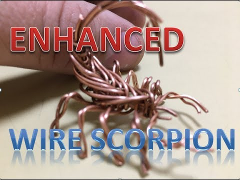 Enhanced Wire Scorpion - YouTube