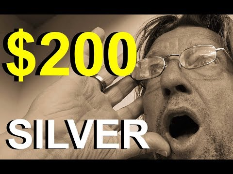 THIS INDICATOR IS PREDICTING $200 SILVER! | BrotherJohnF