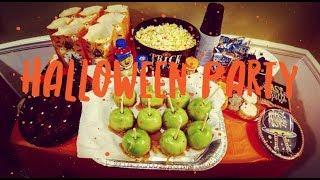 Halloween Party, Pumpkin Carving, Movies, Caramel Apples, Fall Fun