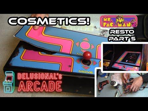 Ms. Pacman Restoration - Part 5 [Cosmetics]
