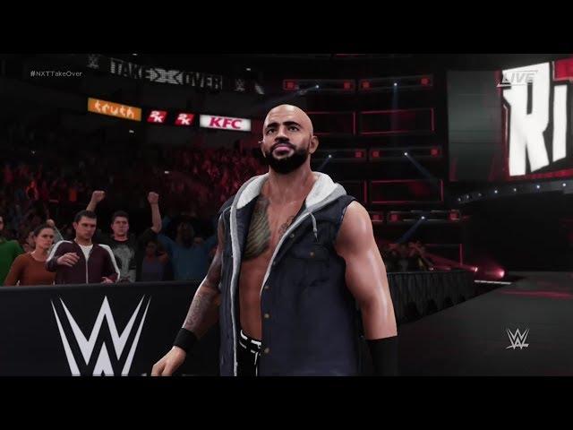 WWE 2K19 RICOCHET ENTRANCE XBOX ONE (CONCEPT)