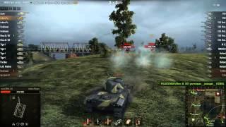 Хороший бой на Indien Panzer