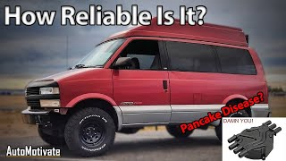 Is It As Reliable As You Think?  Chevrolet Astro Van/GMC Safari 1985-2005