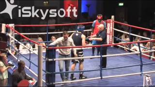 RORY'S FIRST BOUT @ THE TROXY 09/11/12