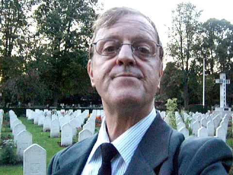 LAURENCE GOFF AT NEWARK-ON-TRENT CEMETERY