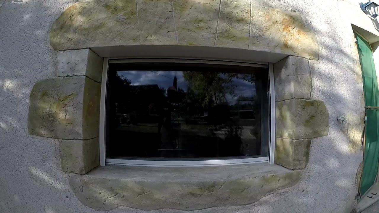 Faire Une Fenetre Dans Un Mur Porteur Prix ouverture dans un mur en pierre - partie 1 - video n°7