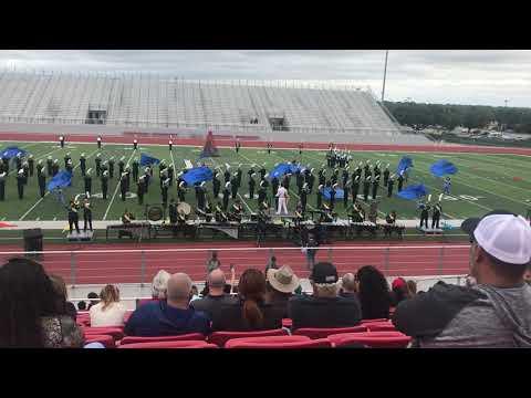 McCollum High School Band: Earth Speaks 10/20/18