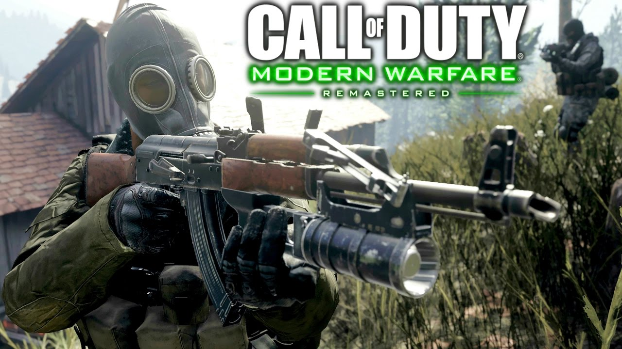 call of duty 4 modern warfare remastered heat mission. Black Bedroom Furniture Sets. Home Design Ideas