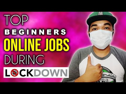 Top Online Jobs During Lockdown ECommerce Home Based Jobs For Beginners Work At Home