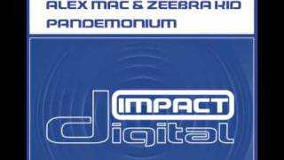 Adrenaline Dept vs Alex Mac & Zeebra Kid -