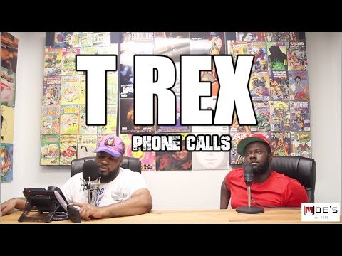 F.D.S LIVE CALLS #39.5 - T REX TAKES CALLS LIVE!!! PT 2
